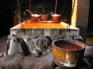Salt production Denmark