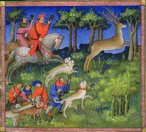medieval hunt