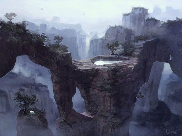 Titans Grail by Jameswolf