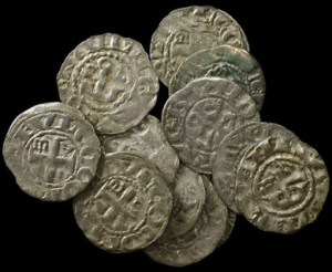 Early French medieval coins