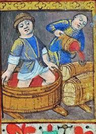 pressing-wine