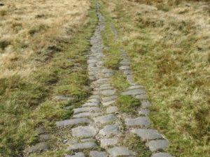 Roman Roads As A Subway Map.A Very Modern Map Of Britain S Ancient Roman Roads Allison D Reid