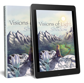 Visions Book and ebook alone
